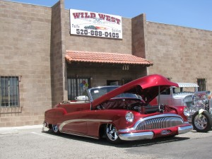 51 Buick Road Master